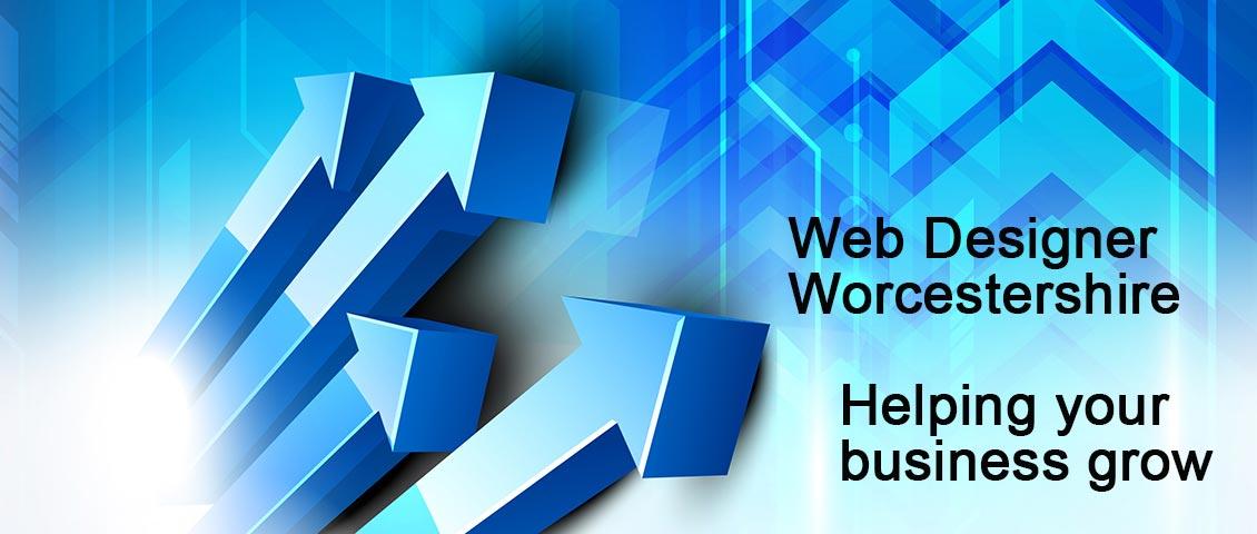 Web designer worcestershire